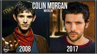 Merlin Antes y Despues 2017 | Serie