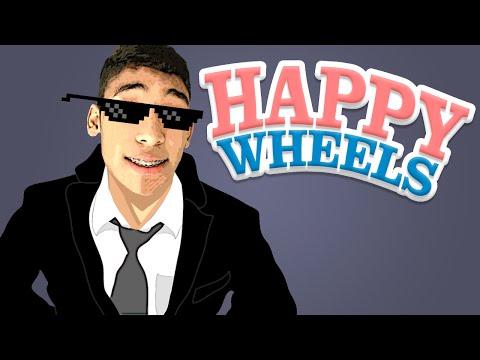 O NIVEL MAIS BOSS !!! - HAPPY WHEELS