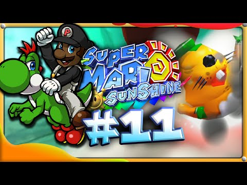 Super Mario Sunshine - Part 11 - Pinna Park/Noki Bay | Haven't You Learned Before?