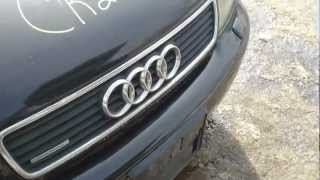 1998 Audi A4 Auto Parts Inventory Standard Auto Wreckers CR247