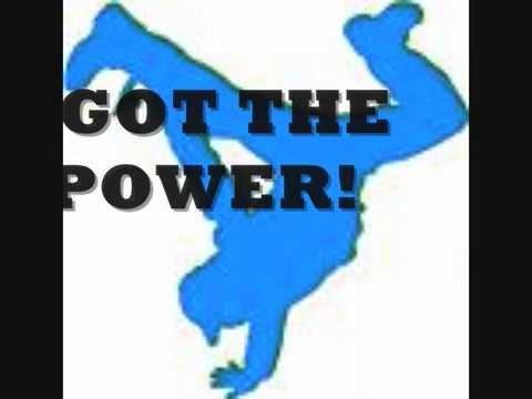 I GOT THE POWER LYRICS- SNAP
