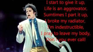 Watch Michael Jackson Cheater video