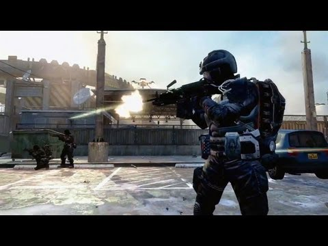 Black Ops 2 - Official Gameplay Reveal Trailer Footage (Call of Duty BO2 2012 New HD)