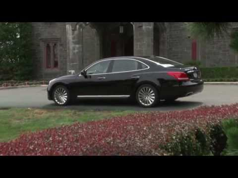 2014 Hyundai Equus - Drive Time Introduction with Steve Hammes