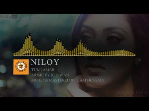 Niloy Bhn - Tumi Amar (Prod. by Red Wan) | Official Audio