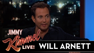 Will Arnett on Putting His Sons in the Lego Batman Movie