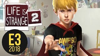 How The Awesome Adventures of Captain Spirit Connects To Life Is Strange 2