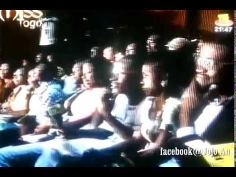 Miss Togo 2014 Part 1: Question d'entree