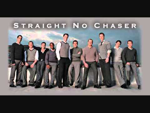 youtube straight no chaser christmas can can