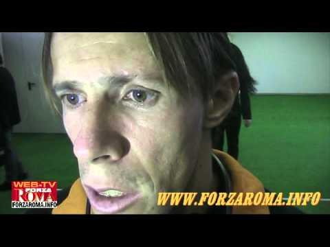 Rodrigo Taddei dopo Roma-Juventus 1-1 del 13/12/2011