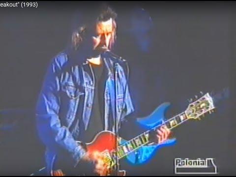 "Koncert zespołu ""Breakout""  (1993)"