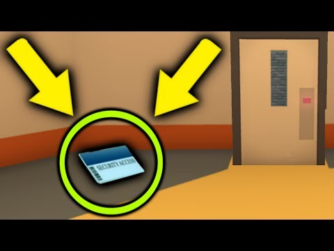 How to INSTANTLY GET A KEYCARD in ROBLOX JAILBREAK!!