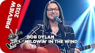 Bob Dylan - Blowin in the Wind (Lea) | PREVIEW | The Voice Kids 2019 |  SAT.1