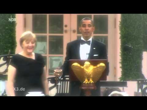 Der Merkel-Obama-Song: 1.000 Mal belogen | extra 3 | NDR