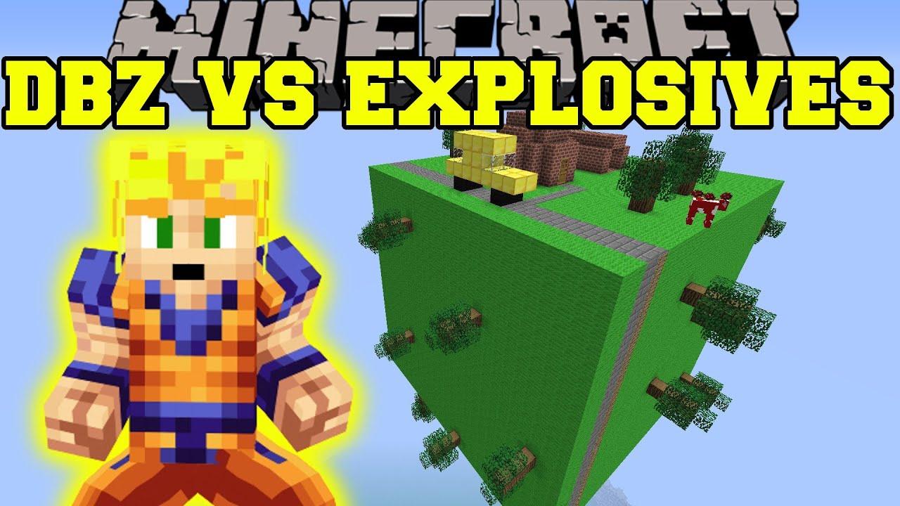 Kamehameha DBZ in Minecraft :D : Minecraft - reddit.com