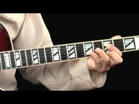 Jazz Comping - #12 Slipping and Sliding - Jazz Guitar Lessons - Fareed Haque