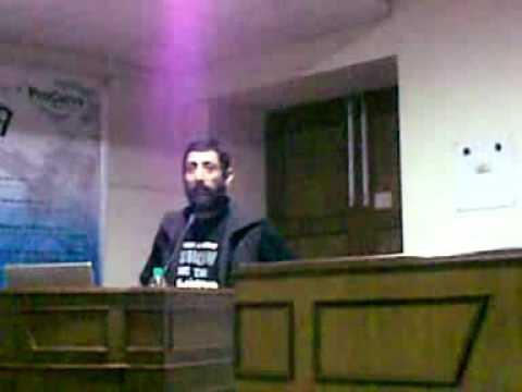 Kishore Bhargava @ Instruo '09 (BESU) - Part 4 of 5
