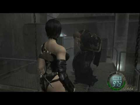 RE4 ADA mod test