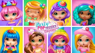 Party Popteenies Surprise - Rainbow Pop Fiesta for BFF Girls | TutoTOONS Cartoons & Games for Kids