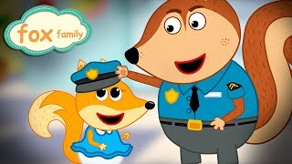 Fox Family and Friends new funny cartoon for Kids Full Episode #434