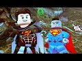 LEGO DC Super Villains 52 BIZARRO E SUPERMAN TRAJE PRETO NO CRIADOR DE PERSONAGENS Dublado EXTRAS mp3