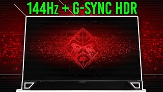 Gaming on a 65 Inch Monitor! - OMEN X EMPERIUM 4K