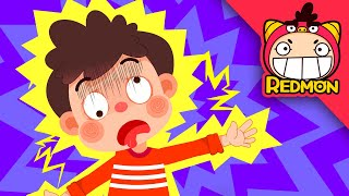 Good habits song - Electrical safety song [REDMON] | Baby songs | Nursery rhymes | Daily life song