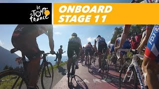 Onboard camera - Sequence of the day - Stage 11 - Tour de France 2018