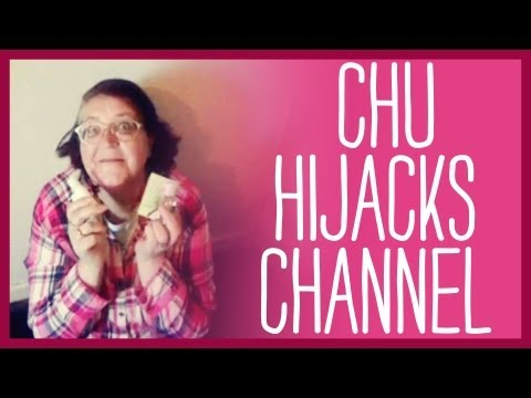 Chu Hijacks The Vlog!