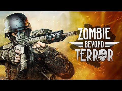 ZOMBIE Beyond Terror: FPS Shooting Game APK Cover
