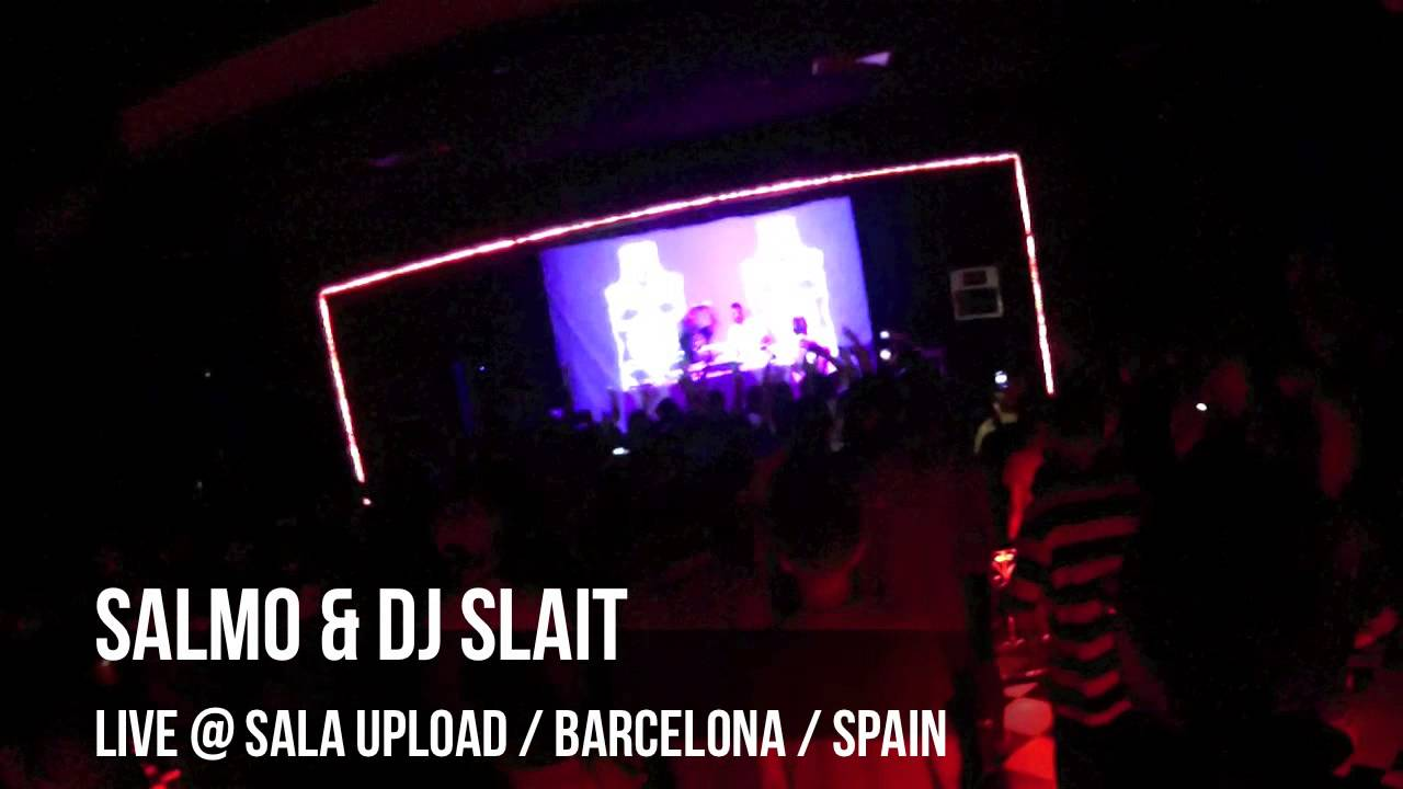 Upload Barcelona Upload Barcelona pt i