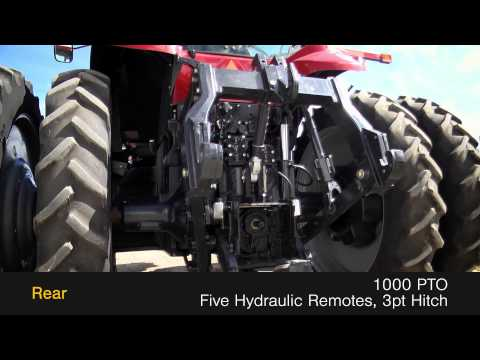 Case IH Magnum MX340, 814 Hr, PS Trans, 3Pt, 5 Remotes For Sale