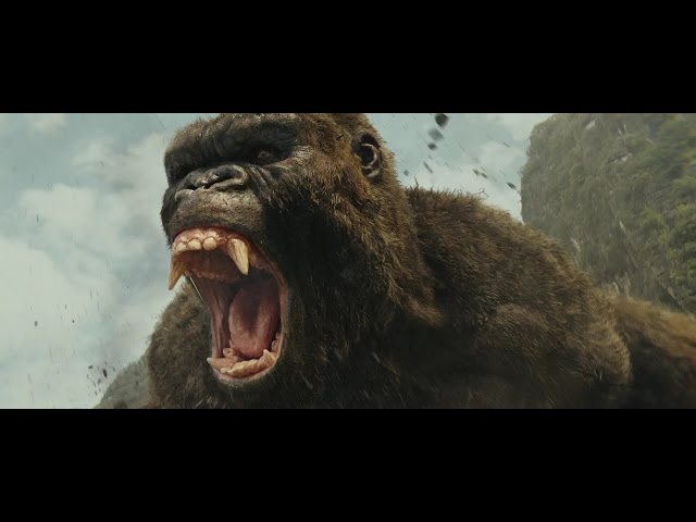 "Kong: Skull Island - Official Trailer #3 - ""Rise of the King"""