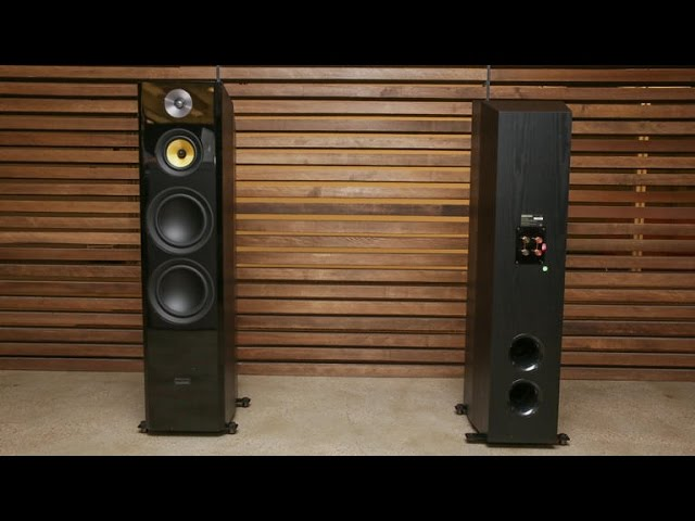 Fluance's high-end speakers disappoint where it counts