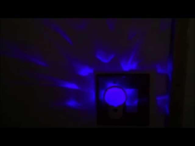 Supernova Nebula Night Light Nite Lite