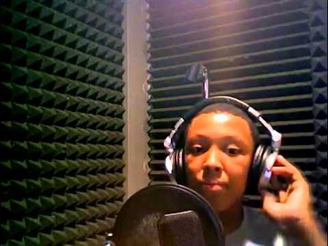 Russy in the studio