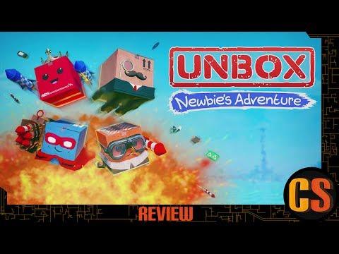 UNBOX: NEWBIE'S ADVENTURE - REVIEW