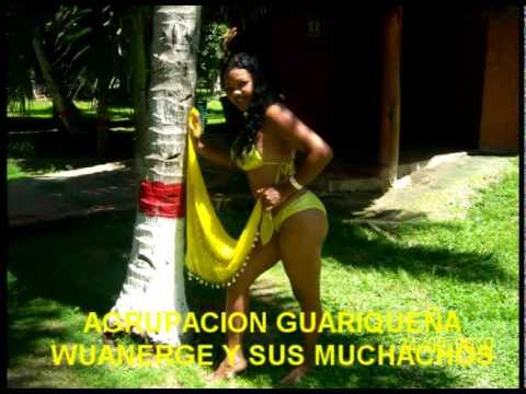 LA GUAYABITA MADURA. CON WUANERGE Y SUS MUCHACHOS