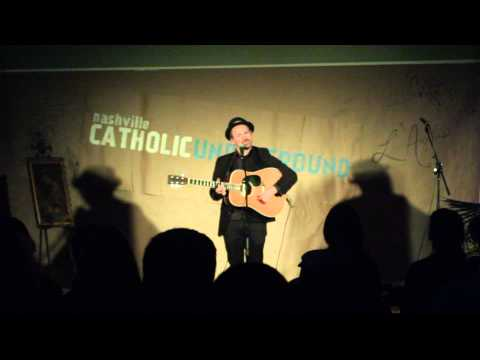 Mike Mangione at Catholic Underground Nashville