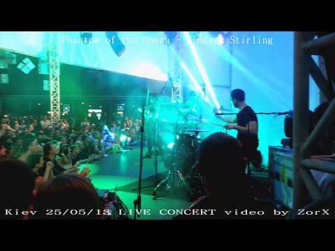 Lindsey Stirling - LIVE! (Phantom of the opera) Kiev