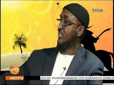 Dood Culus Suufi Iyo Salafi 06/03/2013