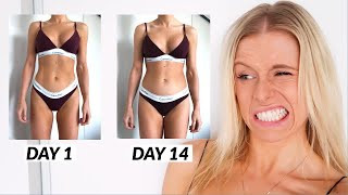 I Did Chloe Ting's 2 Week Shred AND GAINED WEIGHT?!