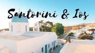 SANTORINI X IOS | AN EPIC GREEK ADVENTURE