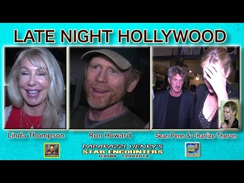 Charlize Theron & Sean Penn, Bruce Jenner's Ex, and Opie