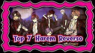 Top 7 Anime Harem Reverso 2019