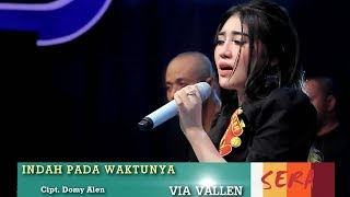 Download Lagu Via Vallen - Indah Pada Waktunya [OFFICIAL] Gratis STAFABAND