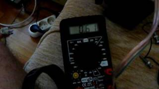 FT-857D current draw test