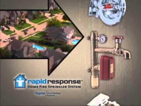 Residential fire sprinkler system cost