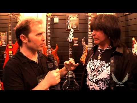 Dean Guitars 2014 N.A.M.M. Interview - Michael Angelo Batio
