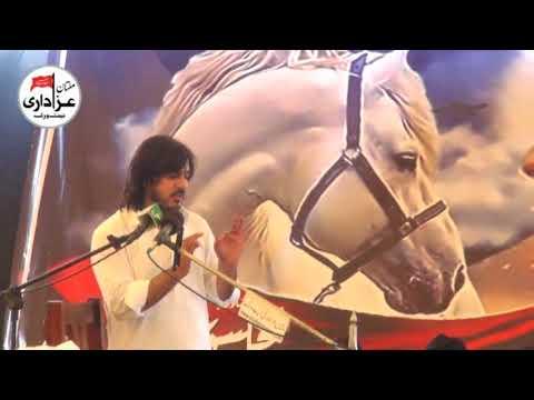 Zakir Syed Haider Rizvi | Majlis e Aza 14 Aug 2017 | Dera Peer Syed Shabeer Hussain Shah |